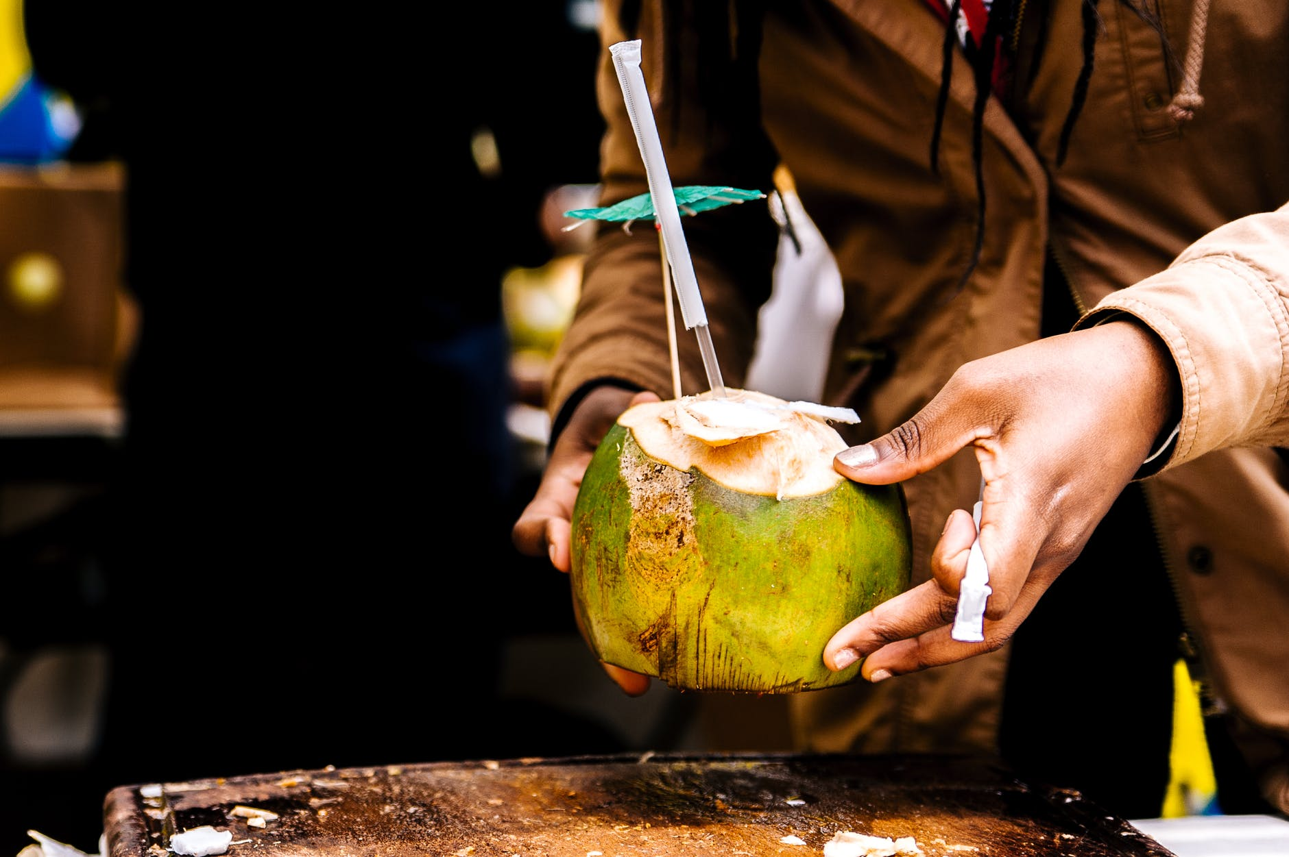 6 Reasons Why drinking Coconut Water is good for your Health
