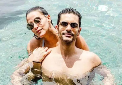 Neha Dhupia Maldives Holiday pictures with Hubby Angad Bedi are giving us major Couple Goals