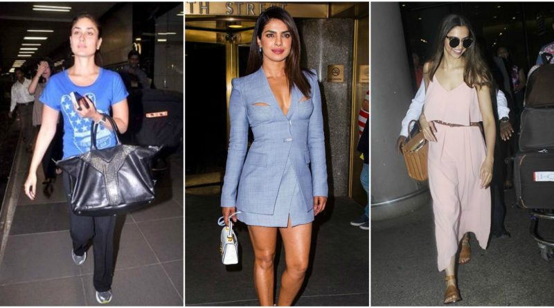 Bollywood Celebs and their Love for International Branded Bags