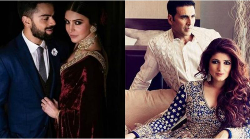 8 Romantic Love Stories of Bollywood Couples