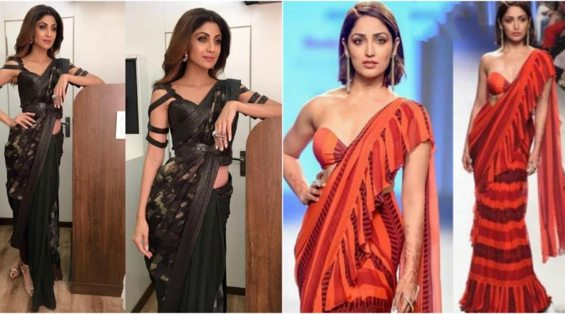9168938299 7 Fashion Trendy Sarees that will give you