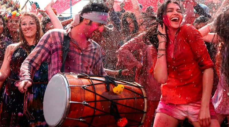 Popular and Famous Bollywood Holi Songs